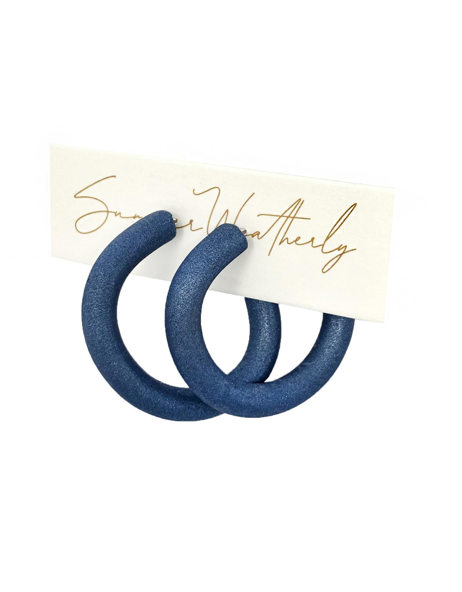 The Hoop Earrings
