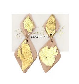 The Diamond Earrings