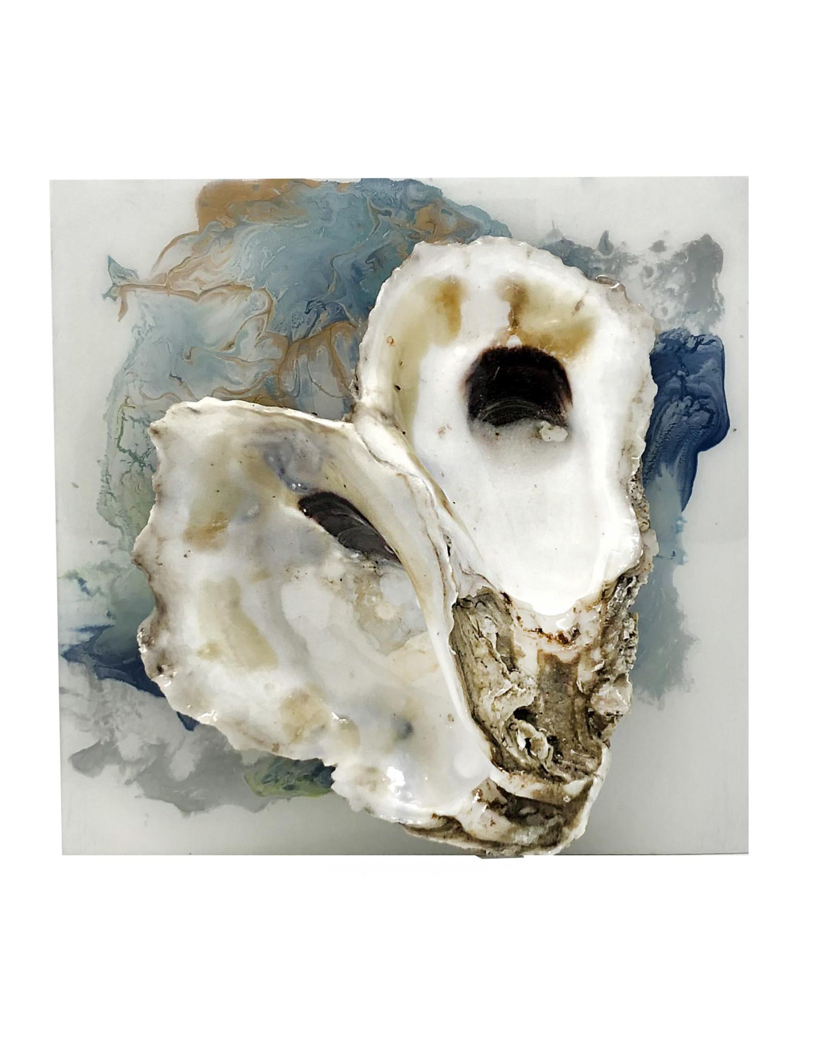 BJW oyster art 6x6