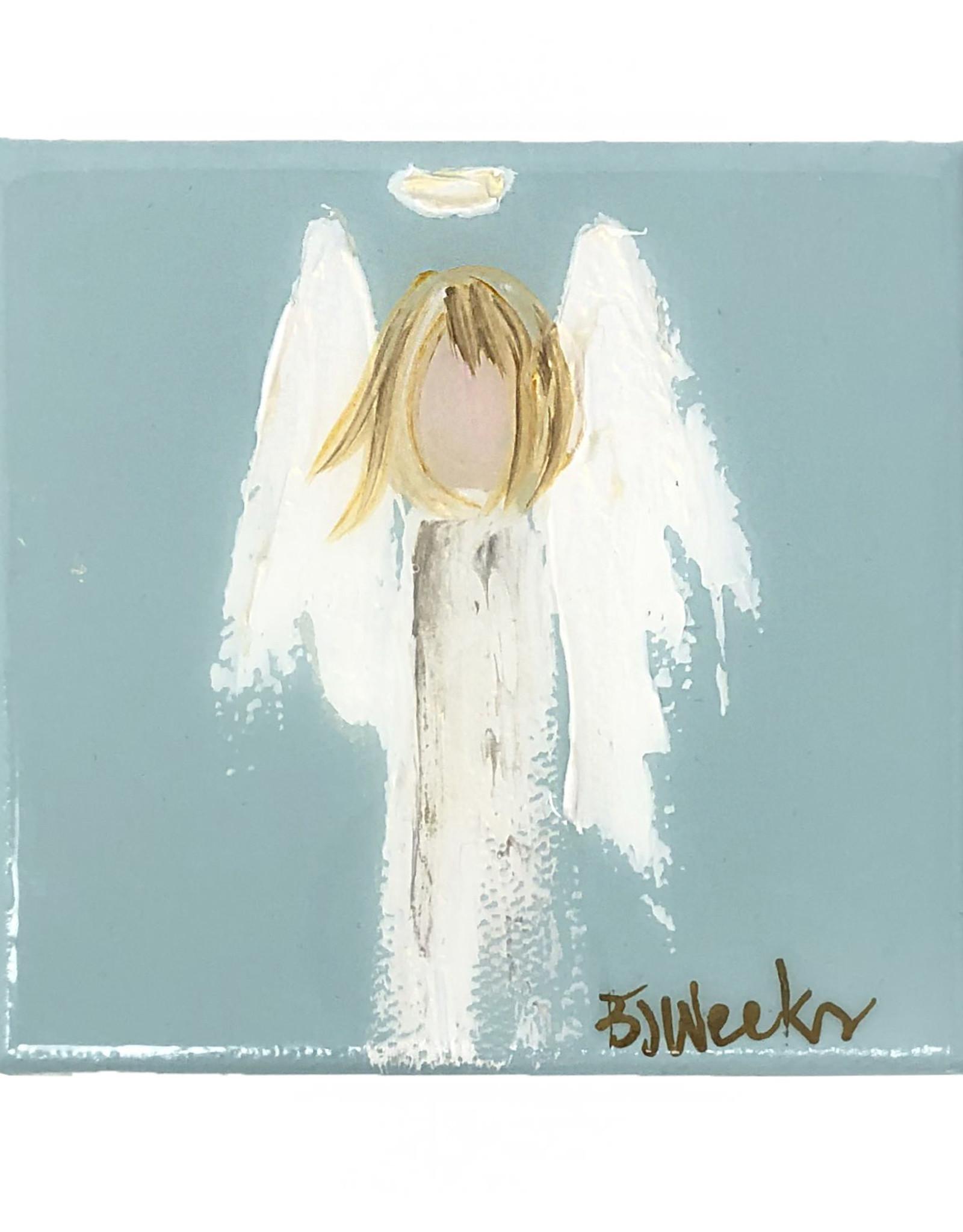 BJW Angel with Blue Background 4x4