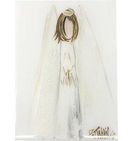BJW Single Angel Painting