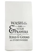 Wash Your Hands Dishtowel