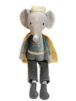 Elroy Elephant Prince Doll