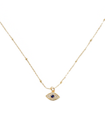 Luna Lucky Eye Necklace