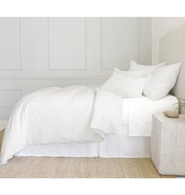 Louwie Duvet Queen White