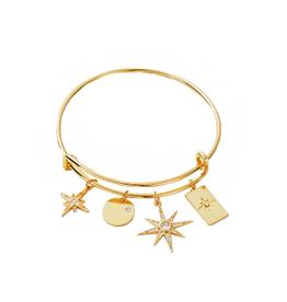 Luna Cosmic Cuff Bracelet