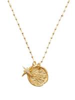 Luna Compass Necklace