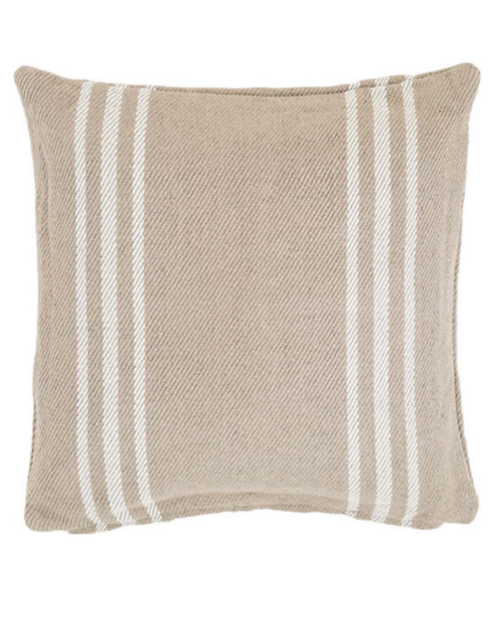 Cape Stripe 22x22 pillow