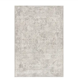 Cirque Flint Gray Rug 6x9