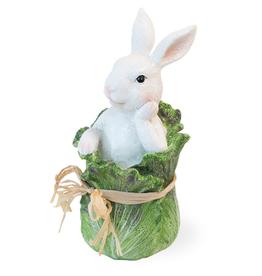 Pondering Cabbage Bunny