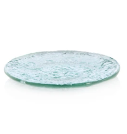 Rustic Round Salad Plate