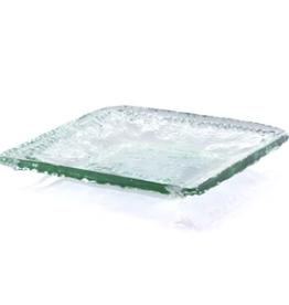 Rustic Square Plate Medium