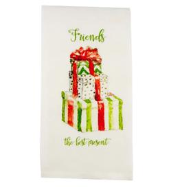 Presents Stacked Dishtowel