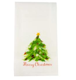 Christmas Tree Dishtowel