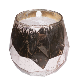 Copper Mercury Glass Sweet Grace Candle 011