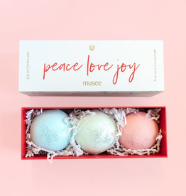 Peace Love Joy Gift Set