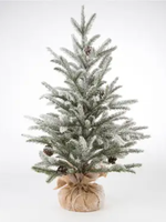 """28"""" Frosted Christmas Tree"""