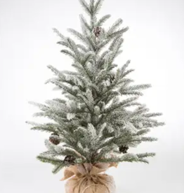 "28"" Frosted Christmas Tree"