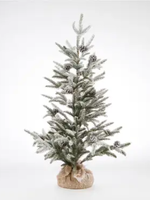 "39"" Frosted Christmas Tree"