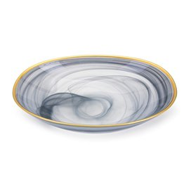 Yazel Glass Bowl