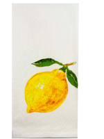 Lemon Dishtowel