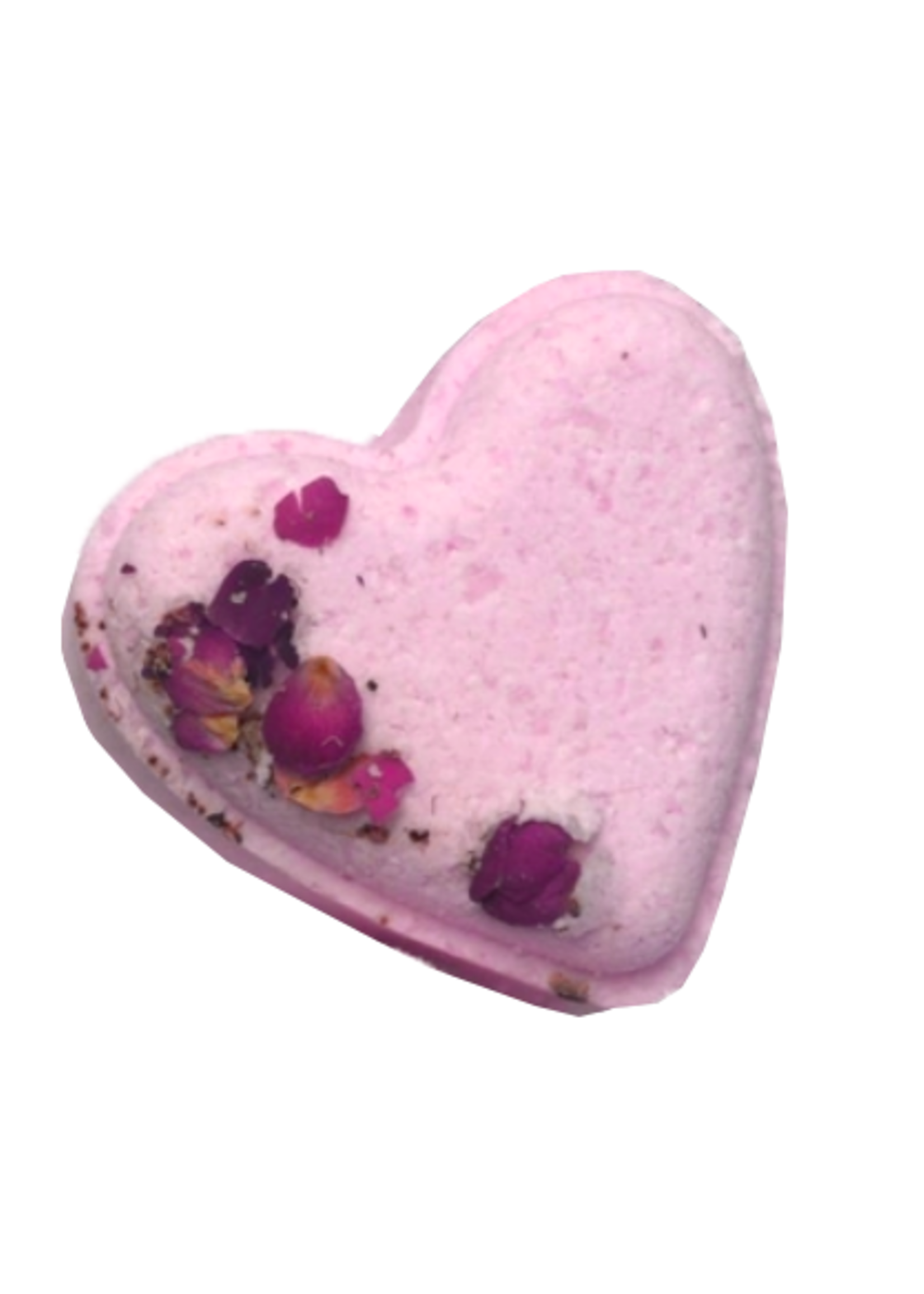 Heart Shower Steamer Lavender Mother's Day