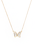 Luna Cali Butterfly Necklace