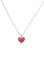 Coraline Heart Necklace