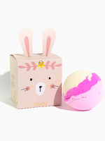 Pink Bunny Boxed Bath Balm