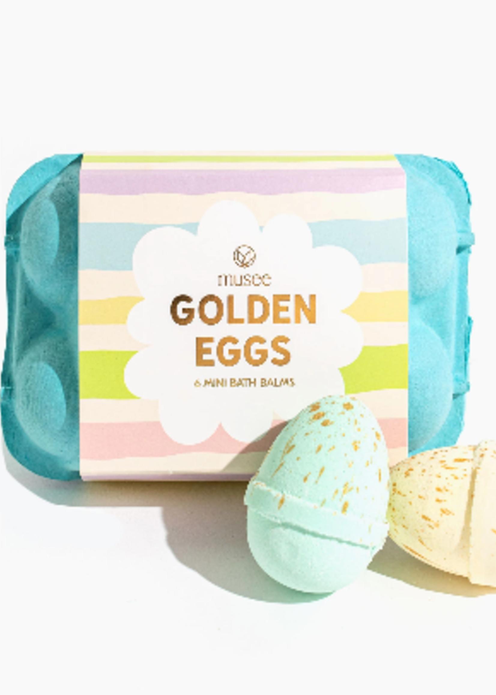 Golden Eggs Bath Balm