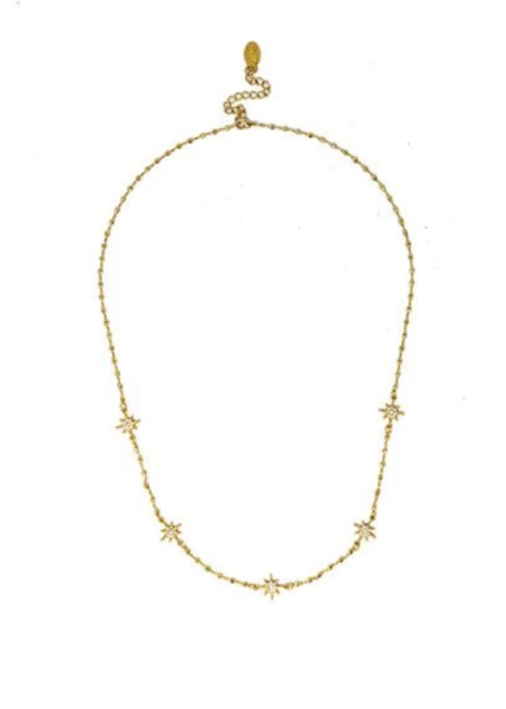 Luna Starry Night Necklace