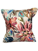 Bright Flowers Pillow Gospel Art