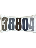 Zipcode Pillow