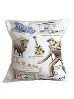 Tupelo Pillow