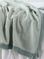 Delphine Personal Comforter Eucalyptus