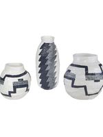 Ancestor Blue/White Vase