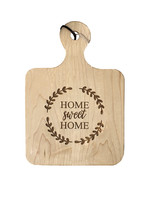 Maple Artisan Board 12 x 8 Home