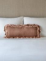 Loulah Kidney Pillow Rouge