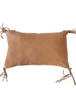 Taline Accent Throw Pillow Rosegold