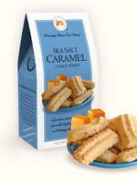 Sea Salt Caramel Straws 3.5 OZ Carton
