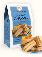 Sea Salt Caramel Straws 5.5 OZ Carton
