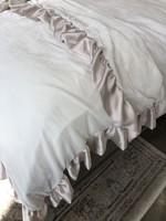 Stella Throw Blanket Ivory/Beige
