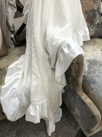 Stella Throw Blanket Ivory