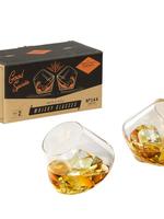Rocking Whisky Glasses Set/2