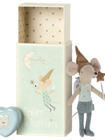 Tooth Fairy Mouse in Matchbox big brother