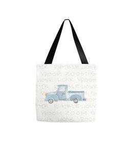 Finch & Poppy Tote Bags