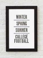 Old Try Southern Seasons Print