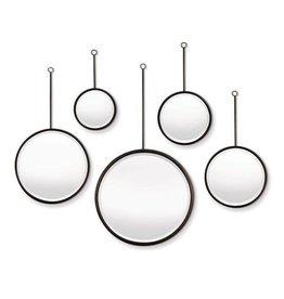 Maison Noir Pendulum Mirrors