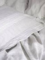 Sisco Full/Queen Duvet Cover by Libeco