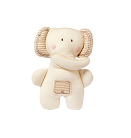 Organic cotton baby toy